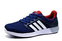 Кроссовки мужские Adidas, сетка, синие, фото 1