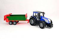Трактор 7022-11-7011-4-7022-3 (6) 3 вида, инерция, в слюде