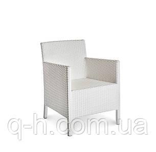 Плетеное кресло из искусственного ротанга KIPR, фото 2