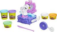 Play-Doh Игровой набор Туалетный столик Рарити, B3400