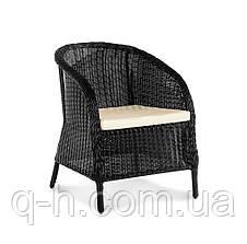 Плетеное кресло MEXICO из искусственного ротанга, фото 2