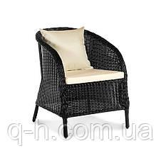 Плетеное кресло MEXICO из искусственного ротанга, фото 3
