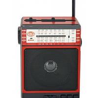 Портативный радиоприемник GOLON RX-077 + фонарик  *1529