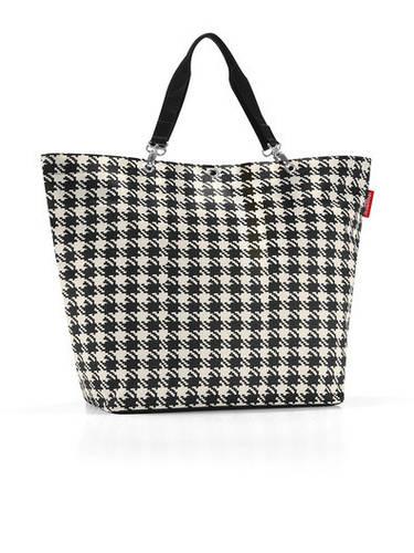 Объемная сумка для покупок на 35 л Reisenthel ZU 7028-fifties black
