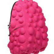 Стильный рюкзак MadPax Bubble Full цвет Neon Pink розовый неон, фото 2