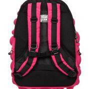 Стильный рюкзак MadPax Bubble Full цвет Neon Pink розовый неон, фото 3