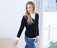 Элегантный женский кашемировый свитер от TCM Tchibo размер 48-50 евро, фото 1
