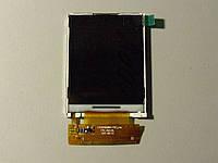 Дисплей (LCD) Samsung E250 без платы copy