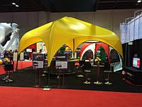 Спецификация, обслуживание и преимущества шатров Park!