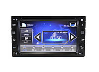 Автомагнитола DVD 2DIN TV BT XV