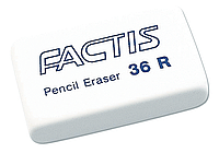 Ластик Factis  для мягкого карандаша fс.36R