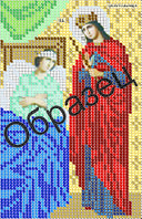 Схема для вышивки бисером «П.Б. Целительница»