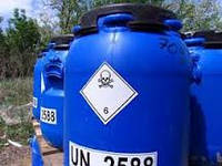 Утилизация тары из-под пестицидов