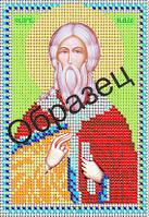 Схема для вышивки бисером «Св.Прп. Илья»
