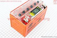 Гелевый аккумулятор 7Аh  150/85/95 мм с информационным дисплеем