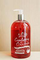Антибактериальное жидкое мыло для рук Astonish Cranberry&Cinnamon, клюква и корица , 500 мл (Великобритания)