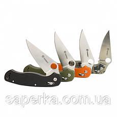 Нож складной Ganzo G729 green , фото 3