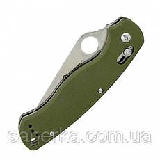 Нож складной Ganzo G729 green , фото 2