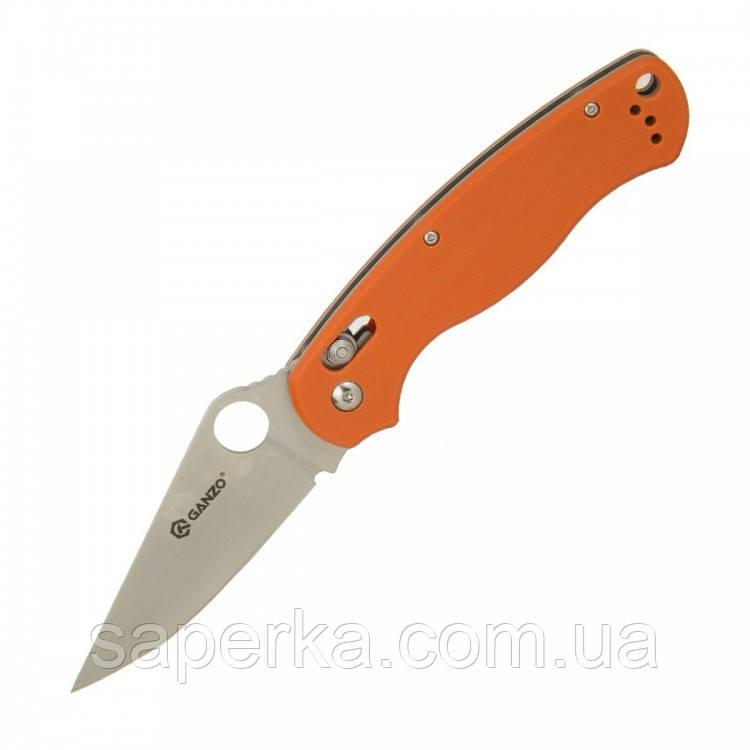 Нож складной Ganzo G729 orange