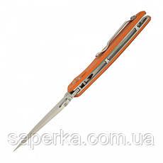 Нож складной Ganzo G729 orange, фото 3