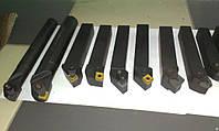 Резец токарный расточной с режущим элементом из сверхтвердого материала на основе нитрида бора-композит 05 с компл. пластин (5 шт)