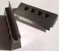Резец зубострогальный М1-1.25 20град. Р18, 4 отверстия