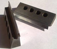 Резец зубострогальный М1.25-1.375 20град. Р6М5К5, 5 отверстий