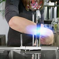 Сенсорный смеситель для кухни GROHE Zedra Touch с выдвижной лейкой 30219000