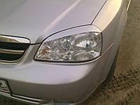 Накладки на фары Chevrolet Lacetti (узкие)