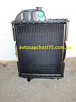 Радиатор Д 240, МТЗ 4-х рядный, алюминиевый (производитель Дорожная карта, Харьков