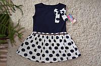 Платье  для девочек Dr Moda Италия 2-12 лет