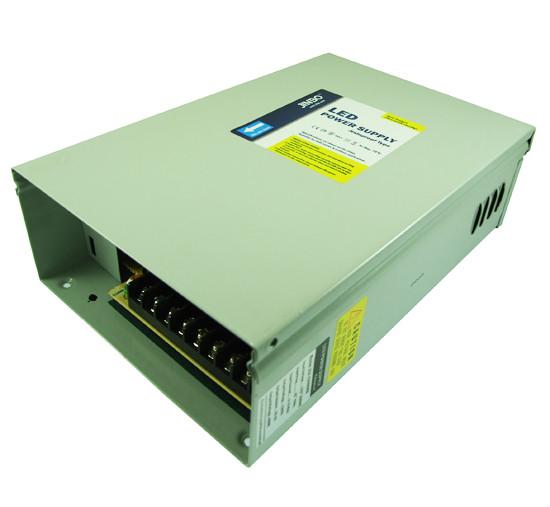 Блок живлення JLV-12400KB 12вольт 400вт вуличного виконання JINBO 7503