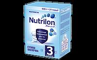 Смесь молочная Нутрилон 3 600г. (Nutrilon) детское молочко