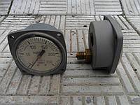 Манометр МТП-3М, МТП-4М, МП-63 осевой штуцер, фото 1