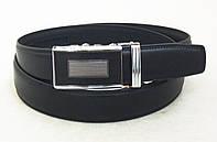 Мужской кожаный ремень-автомат ALON , фото 1