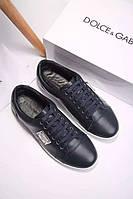 Мужские кроссовки Dolce & Gabbana синие