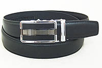 Мужской кожаный ремень ALON с автоматической пряжкой , фото 1