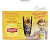 Подарочный набор Lipton (Липтон) 100 пакетов+Чашка, 2г*100пак