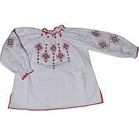 Вышиванка для девочки Орнамент ТМ Деньчик 1019-1