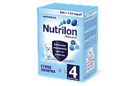 Молочная смесь Нутрилон 4 600г. (Nutrilon) детское молочко, 04.02.2018