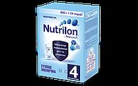 Смесь молочная Нутрилон 4 600г. (Nutrilon) детское молочко