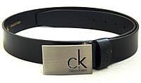 Мужской кожаный ремень Calvin Klein, фото 1