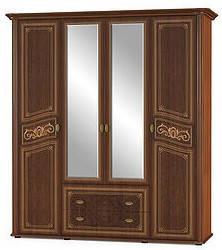 """Шкаф """"Алабама"""" 4Д Мебель-Сервис"""