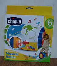 Игрушка цилиндр Chicco Музыкальная бочка 65300, фото 3