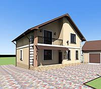 Проектування  та дизайн інтер'єру житлових будинків