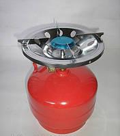 Газовый баллон с горелкой 5 литров