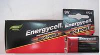Батарейка Energycell 6F22
