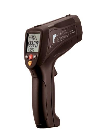 CEM DT-8869 Пірометр-реєстратор 50:1 (-50…+1600 °С)