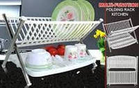 Сушилка для посуды Folding Rack kitchen