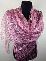 Красивый гипюровый шарф №645 (цв.13)
